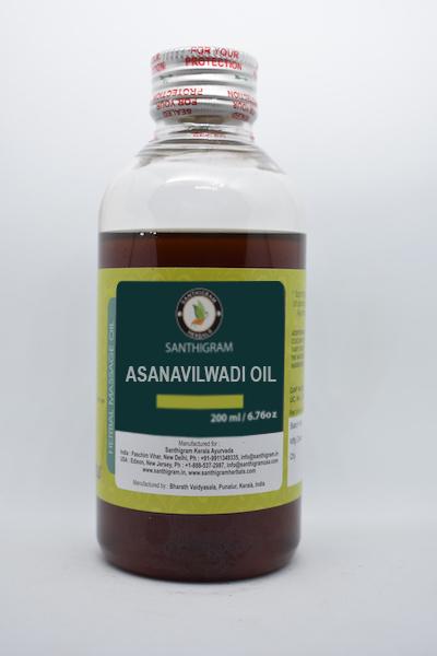 ASANA MANJISHTADI OIL