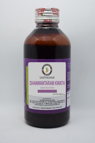 DHANWANTHARA KASHAYAM