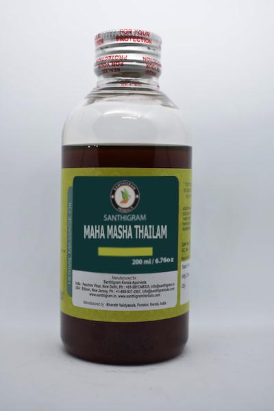 MAHA MASHA THAILAM