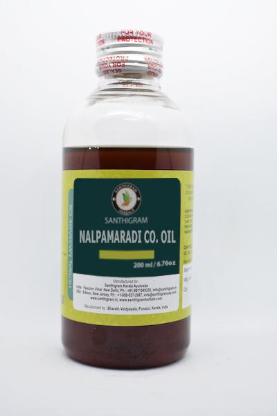 NALAPAMARADI OIL