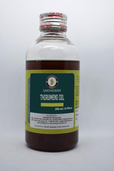 THIRUMENI OIL